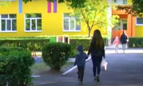 Як вихователі НВК №10 зустрічають дітей в умовах карантину